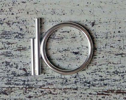 Double tube ring