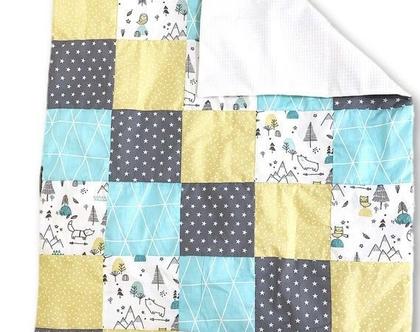 שמיכה לתינוק | שמיכת טלאים | שמיכת פיקה | שמיכת מעבר | שמיכת קיץ | שמיכה לבן | שמיכה תכלת צהוב לבן אפור