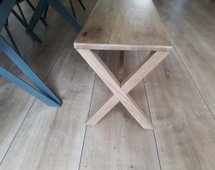 ספסל/שולחן איקס מעץ אלון   ספסל לפינת אוכל   ספסל לאמבטיה   ספסל לחדר שינה   ספסל פסנתר