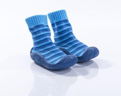 גרבינל-פסים כחולים