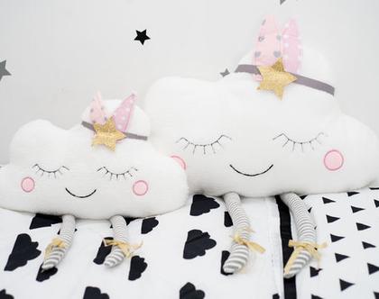 כרית לתינוק | כרית לחדר ילדים| כרית ענן | אקססוריז לחדרי ילדים ותינוקות | כרית נוי