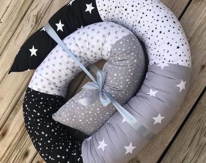 נחשוש   נחשוש מעוצב   מגן ראש נחשוש   נחשוש למיטת תינוק   נחשוש למיטת מעבר   מתנה ליולדת   נחשוש דגם כוכבים