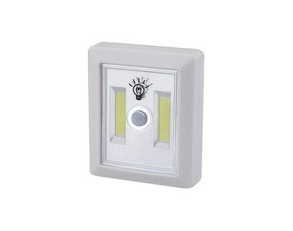 מנורת לד (LED) בעלת חיישן תנועה