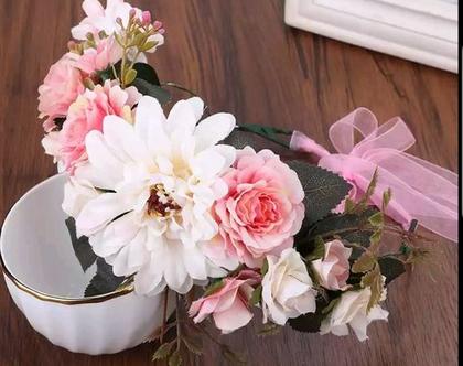 זר פרחים / זר יומולדת