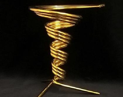 הרמונייזר סביבתי - מגן מקרינה אלקטרומגנטית בבית ציפוי זהב