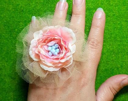 טבעת פרח ענק, מאיה