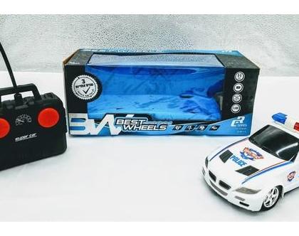 מכונית משטרה