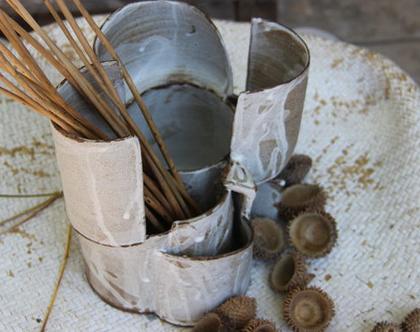 אגרטל - קרמיקה עבודת יד