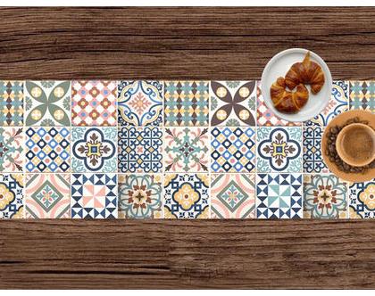 ראנר PVC מעוצב | ראנר מעוצב לשולחן | ראנר מבודד חום | ראנר לעיצוב שולחן האוכל