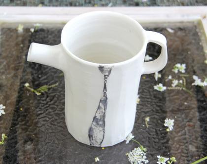 קנקן - קרמיקה עבודת יד