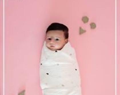 שמיכת עיטוף לתינוק | שמיכת עיטוף
