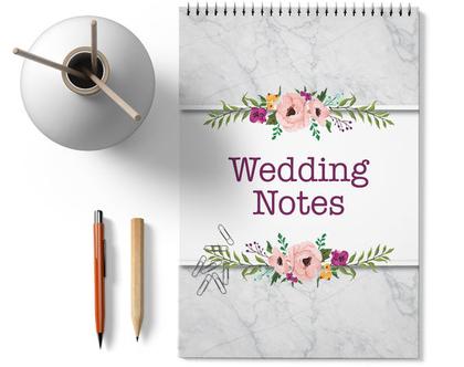 מחברת תכנון לחתונה ״מרבל״
