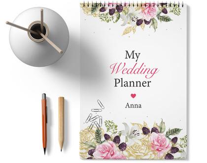 מחברת תכנון לחתונה ״יילו״