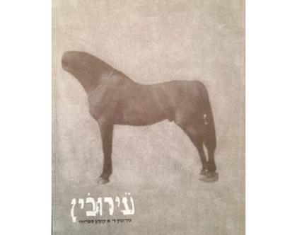 עירובין ד' - כתב עת