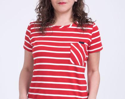 חולצה Stripes