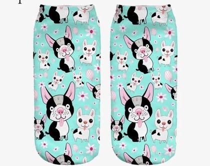 גרבי כלבלבים / גרביים מיוחדות / גרביים מצויירות