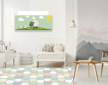 שטיח לחדר ילדים | שטיח פי.וי.סי לחדר ילדים| שטיח צבעוני לחדר ילדים | עיצוב חדרי ילדים