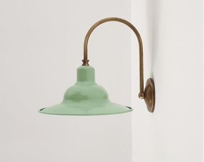 מנורת קיר   דגם chick two colors   גוף תאורה לקיר