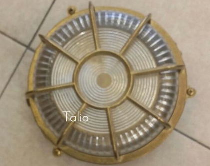 מנורת קיר / תקרה לחוץ  koga round pliz   גוף תאורה