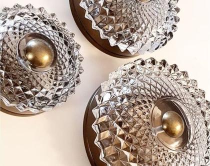 מנורת קיר   דגם talia kristal   גוף תאורה לקיר ולתקרה