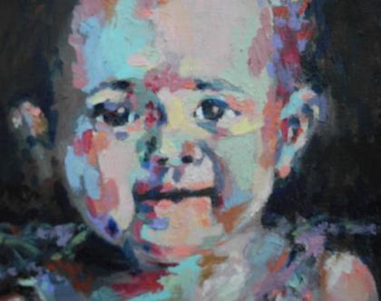 ציור שמן בהזמנה אישית לפי תמונה, מתנות אישיות