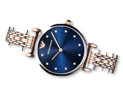 שעון אמפוריו ארמני לנשים Ar11092