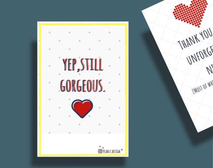 כרטיס ברכה I גלויה I גלויה לתליה I גלויה למסגור I לוח השראה I רעיון לכרטיס ברכה מקורי