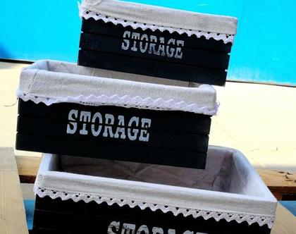 סט קופסאות מעוצבות