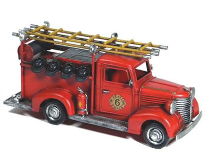 מכבי אש - כבאית רטרו | אפשרות הוספת הקדשה