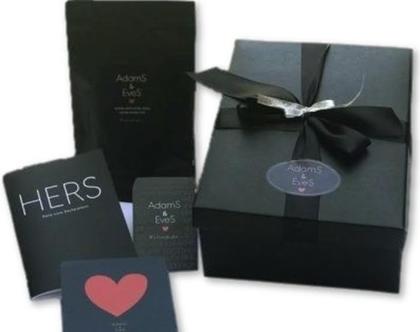 משחק קלפי זוגיות - Adams & Eves - Basic Love Box – Her