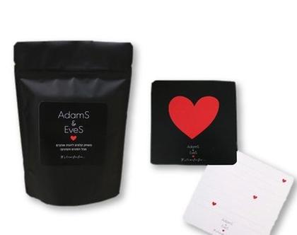 משחק קלפי זוגיות - Adams & Eves