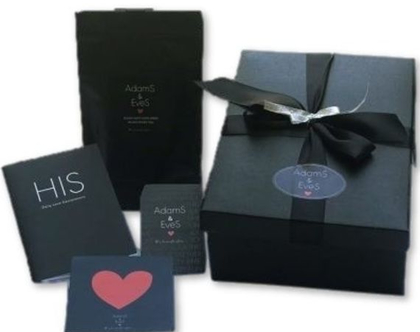 משחק קלפי זוגיות - Adams & Eves - Basic Love Box – His