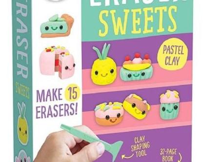 פיסול מחקים ממתקים