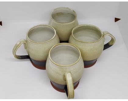 ספלים מקרמיקה, כוסות עם ידית מקרמיקה, ספלים מעוצבים מקרמיקה, ספל קפה מקרמיקה