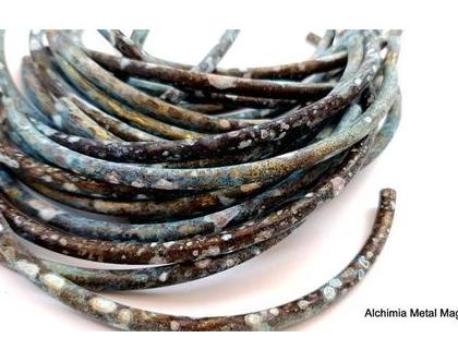 צינורות נחושת לתכשיטים