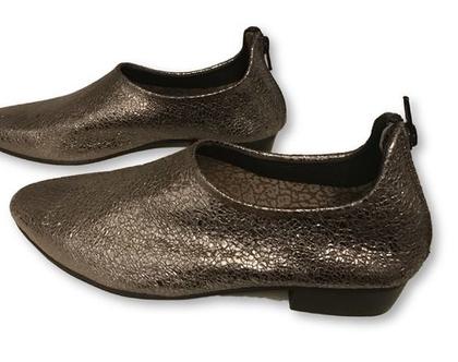 נעלי עור כסופות, נעלי עור מיוחדות,