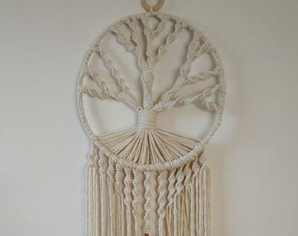 לוכד חלומות עץ החיים מקרמה