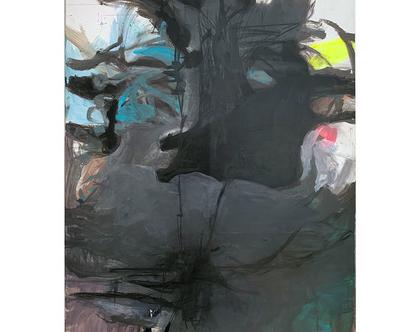 אמנות מודרנית לבית, אומנות ישראלית מקורית, ציור עבודת יד על קנבס, ציור לסלון, קיר ותמונות