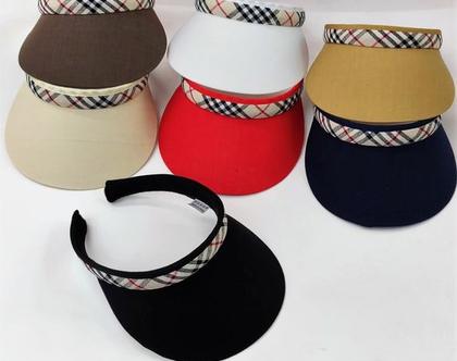 קסקט לואי | כובע יוניסקס | כובע לקיץ |מצחיה