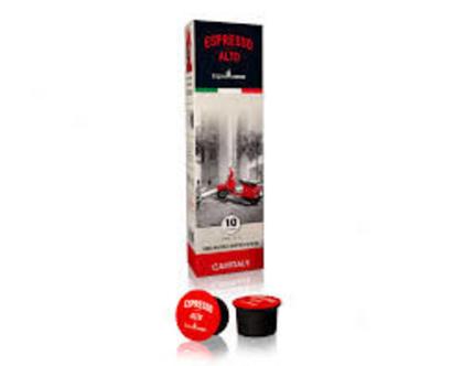 Alto-Espresso mor (קפסולה תואמת מכונות Caffitaly)
