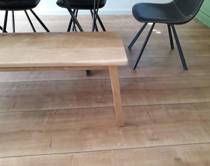 ספסל/שולחן זויתינה מעץ אלון | ספסל לפינת אוכל | ספסל לאמבטיה | ספסל לחדר שינה | ספסל פסנתר