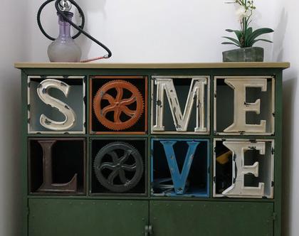 ארונית מגירות, ארונית לחדר, ריהוט, ארוניות, חדרי ילדים, ארונית מעוצבת, ארונית מתכת some love