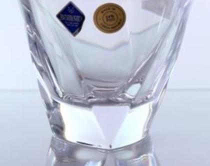 סט 6 כוסות וויסקי - BOHEMIA