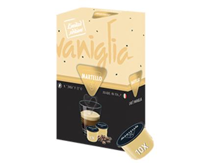 Martello -אספרסו בטעם וניל