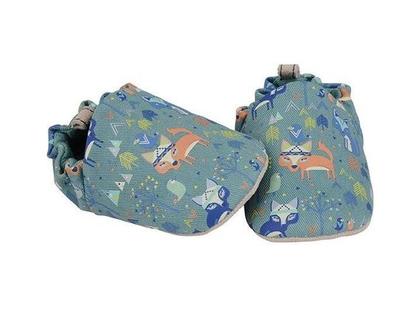 נעלי טרום הליכה | נעליים רכות לתינוק | מיני שוז | שועל