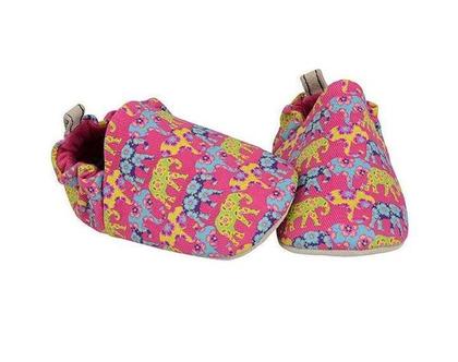 נעלי טרום הליכה | נעליים רכות לתינוק | מיני שוז | פילים