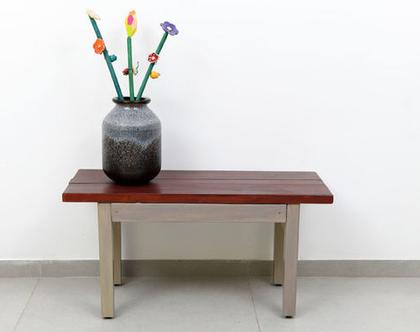 ספסל מעוצב | ספסל דקורטיבי | ספסל לכניסה | ספסל לסלון |