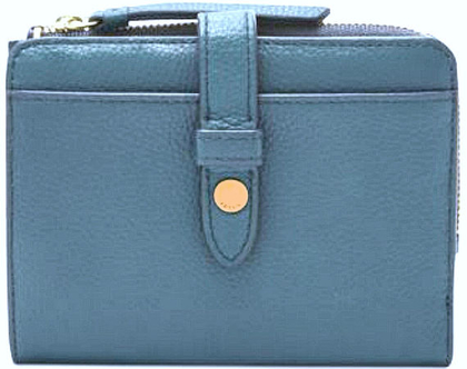 FOSSIL | ארנק כחול פוסיל