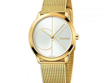 שעון קלווין קליין לנשים K3M22526