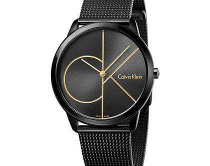 שעון קלווין קליין לגבר K3M214X1